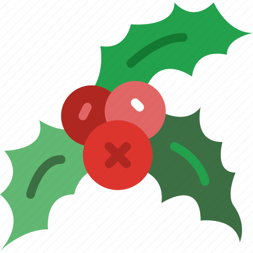 christmas, easter, halloween, holidays, mistletoe icon