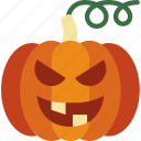 christmas, easter, halloween, holidays, pumpkin icon