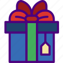 christmas, easter, gift, halloween, holidays icon