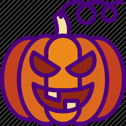 christmas, easter, halloween, holidays, pumpkin icon