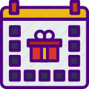 christmas, easter, halloween, holidays icon