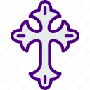 celtic, christmas, cross, easter, halloween, holidays icon
