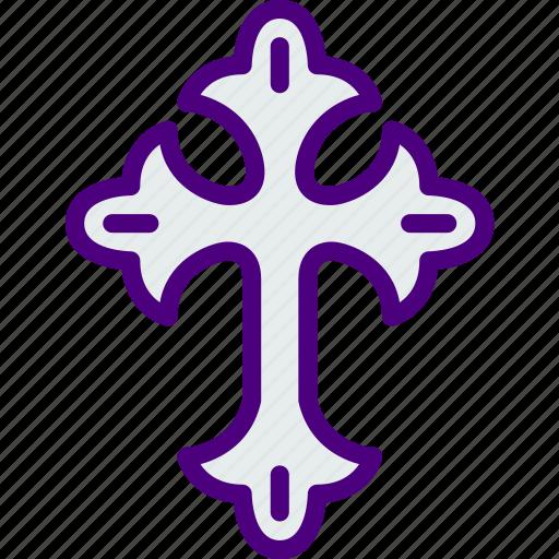 celtic, christmas, cross, easter, halloween, holidays icon