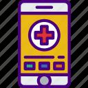 app, doctor, hospital, medic, medical, medicine icon