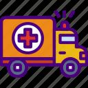 ambulance, doctor, hospital, medic, medicine