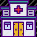 doctor, hospital, medic, medicine icon
