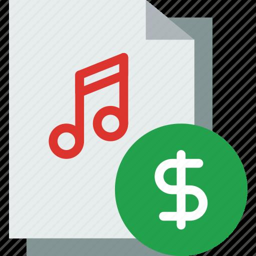 album, monetization, multimedia, music, video icon