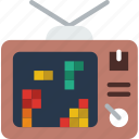 gadget, game, phone, technology, tv, web icon