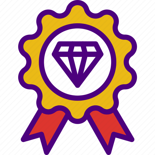 badge, computer, information, innovation, technology icon