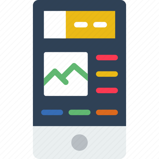 application, article, interaction, interface, mobile, picture icon