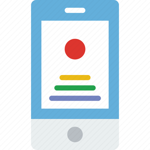Application, interaction, interface, message, mobile icon - Download on Iconfinder