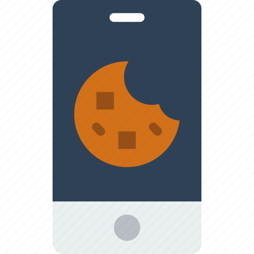 application, cookies, interaction, interface, mobile icon