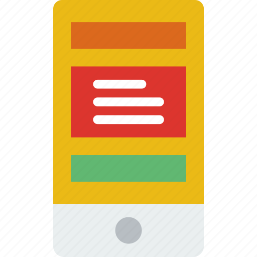 application, article, interaction, interface, mobile icon