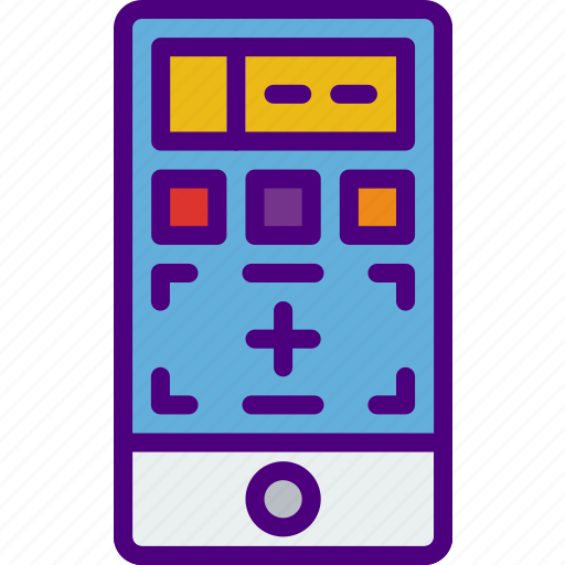 add, application, interaction, interface, mobile, new, section icon
