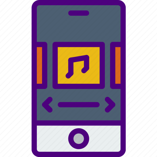 Album, application, interaction, interface, mobile icon - Download on Iconfinder