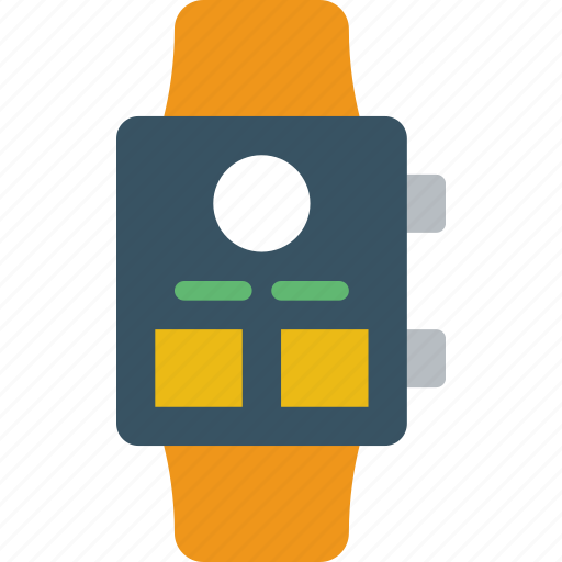 app, interface, profile, smart, user, watch icon
