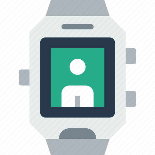 app, interface, smart, user, watch icon