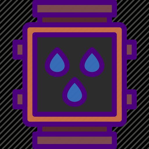 app, interface, smart, watch, waterproof icon