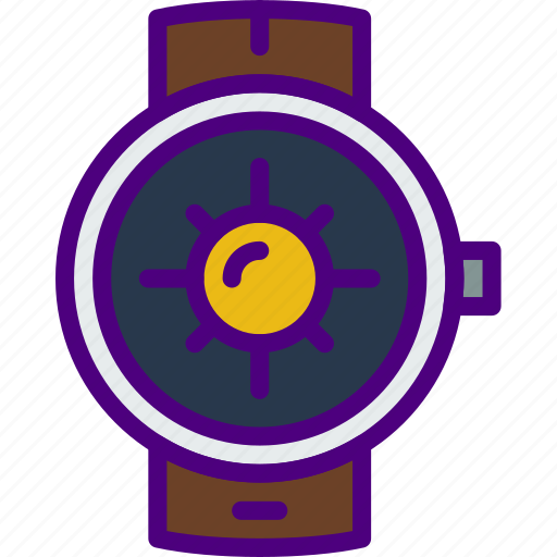 app, forecast, interface, smart, watch icon