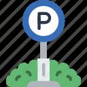 city, house, parking, spot, street, urban
