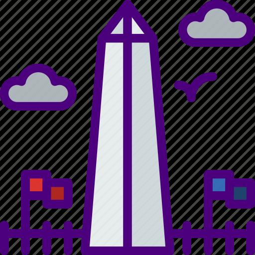 city, house, monument, street, urban icon