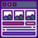 app, article, computer, development, picture, web icon