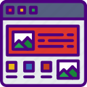 app, article, computer, description, development, web icon