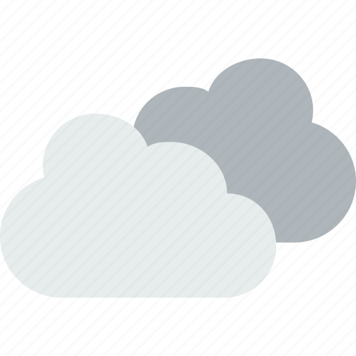 Sun, weather, cloud, rain, forecast icon