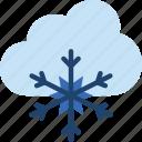 forecast, rain, snowy, sun, weather