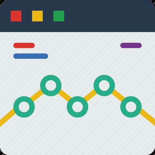 analytics, internet, seo, web, work icon