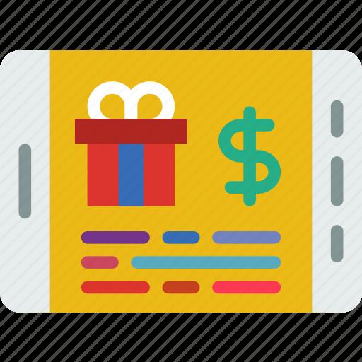 ecommerce, internet, seo, web, work icon