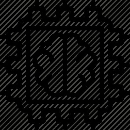 engine, internet, neural, seo, web, work icon