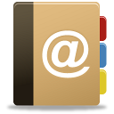 addressbook, contact us, contacts, mail icon