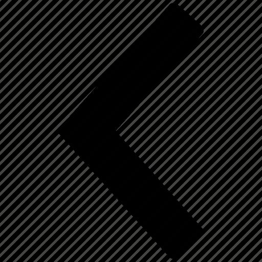 arrow, arrows, left, navigation icon