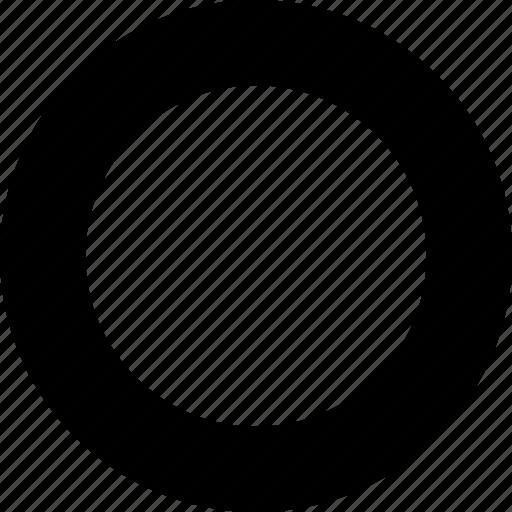 circle, point, round, shape icon