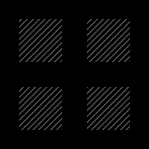 boxes, grid, layout, menu, ui, user interface icon