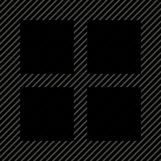 boxes, grid, interface, layout, menu, ui, user icon