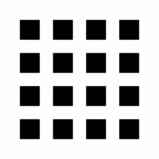 grid, grids, layout, list, menu icon