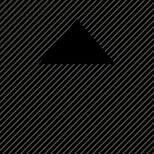 arrow, arrows, direction, pointer, sort, ui, up icon