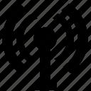 antenna, bluetooth, connect, print, printer, wifi icon