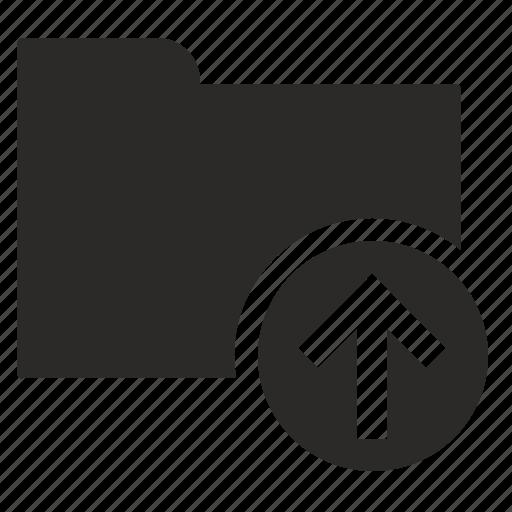 Document, file, folder, storage, upload icon - Download on Iconfinder