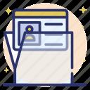 covering, laminated pages, laminating machine, lamination, plastic lamination icon