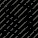server, design, layers, layer icon