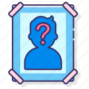 avatar, missing, person, user icon