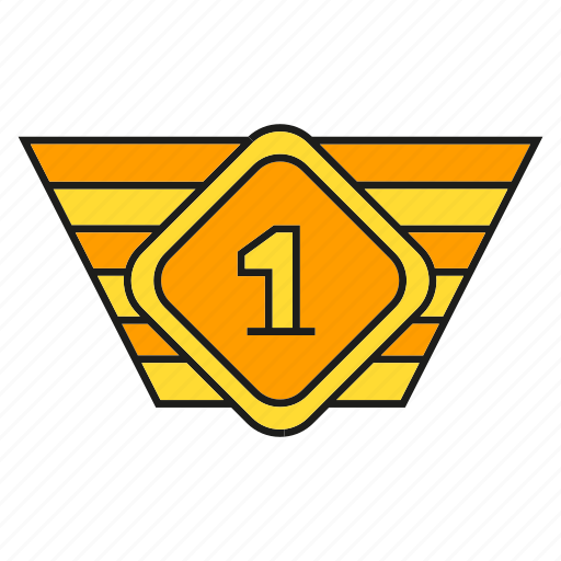 badge, best, insignia, military rank, rank, seal, status icon