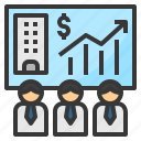 business, company, marketing, office, team icon
