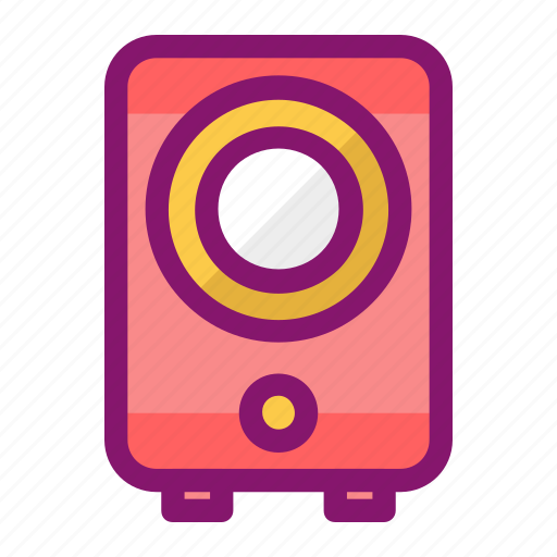 Audio, device, ecommerce, multimedia, music, sound, speaker icon - Download on Iconfinder