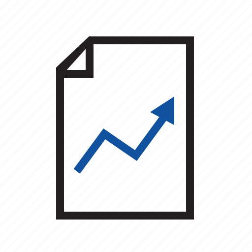 analytics, business, dynamics, finance, log, monitoring, plan, report, sales, strategy, summary, up icon