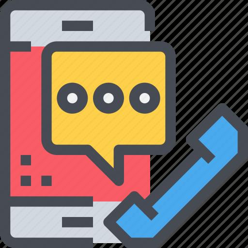 call, call center, center, phone, service, smartphone icon