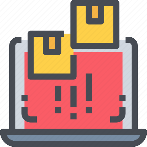 package, product icon